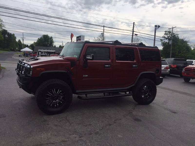 2004 HUMMER H2 Adventure Series 4WD 4dr SUV - Dover PA
