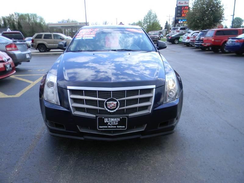 2008 Cadillac Cts 3 6L V6 4dr Sedan In Appleton WI