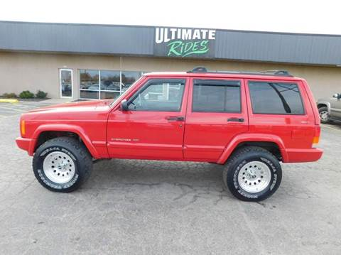 2001 Jeep Cherokee for sale in Oshkosh, WI