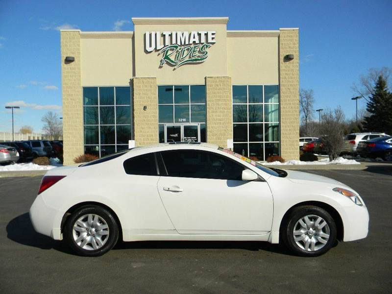 2008 Nissan Altima 25 S 2dr Coupe Cvt In Appleton Wi Ultimate Rides