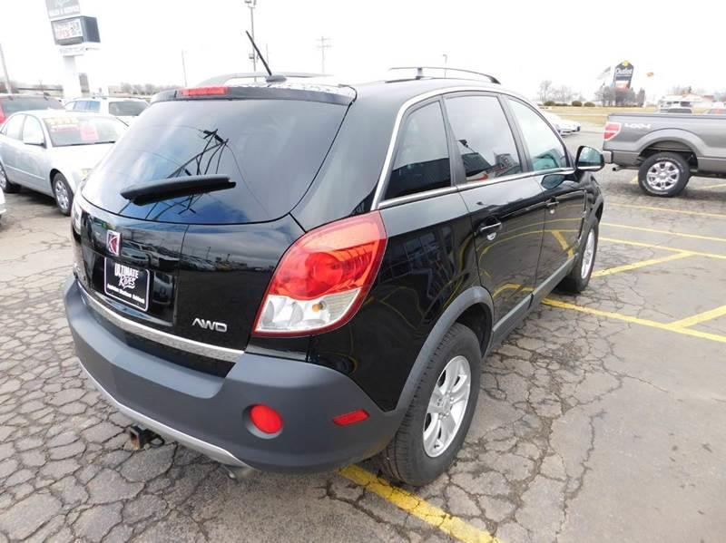 2008 saturn vue awd xe v6 4dr suv in appleton wi ultimate rides. Black Bedroom Furniture Sets. Home Design Ideas