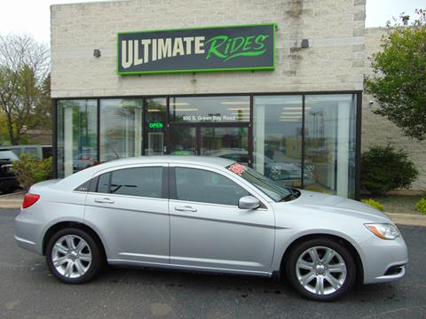 2012 Chrysler 200 for sale in Oshkosh, WI