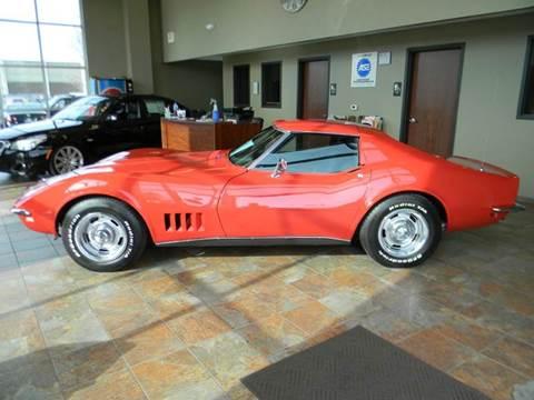 1968 Chevrolet Corvette For Sale Carsforsale Com