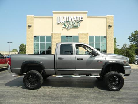 Trucks For Sale In Wi >> 2008 Dodge Ram Pickup 2500 For Sale In Appleton Wi