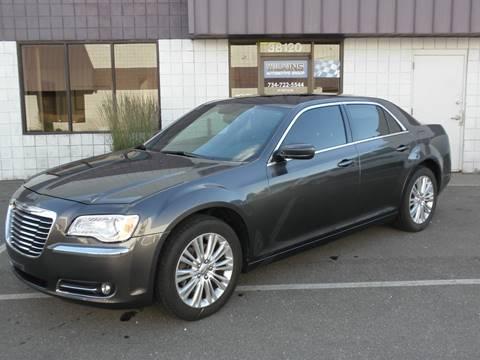 2014 Chrysler 300 for sale in Westland, MI