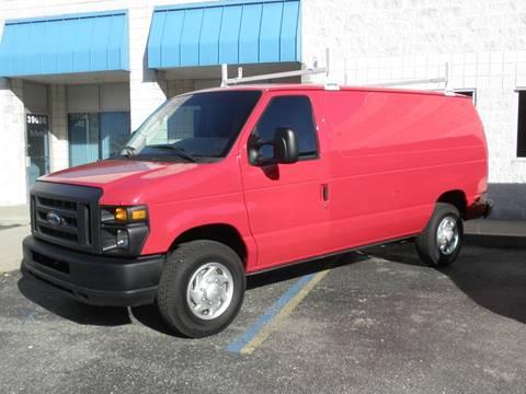 2013 Ford E-Series Cargo for sale in Westland, MI