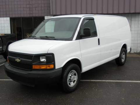 2007 Chevrolet Express Cargo for sale at Wilkins Automotive Group in Westland MI