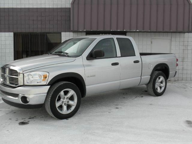 2008 Dodge Ram Pickup 1500 for sale at Wilkins Automotive Group in Westland MI