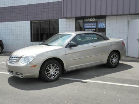 2008 Chrysler Sebring for sale at Wilkins Automotive Group in Westland MI