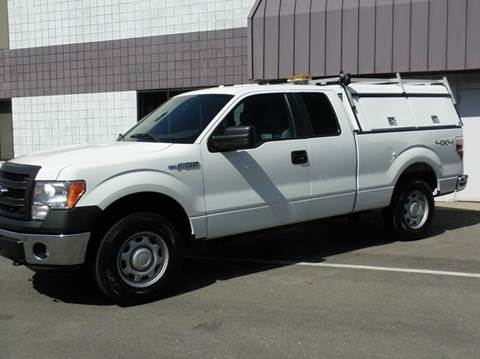 2013 Ford F-150 for sale at Wilkins Automotive Group in Westland MI