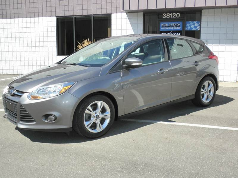 2014 Ford Focus for sale at Wilkins Automotive Group in Westland MI