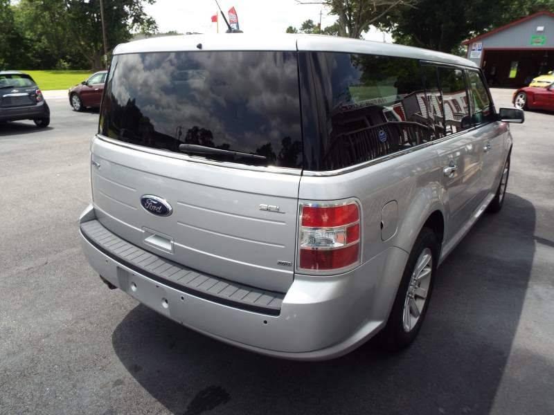 2009 Ford Flex AWD SEL Crossover 4dr - Zebulon NC