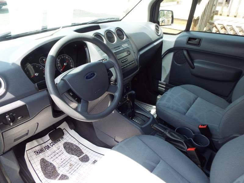 2013 Ford Transit Connect XL 4dr Cargo Mini-Van w/o Side and Rear Glass - Zebulon NC