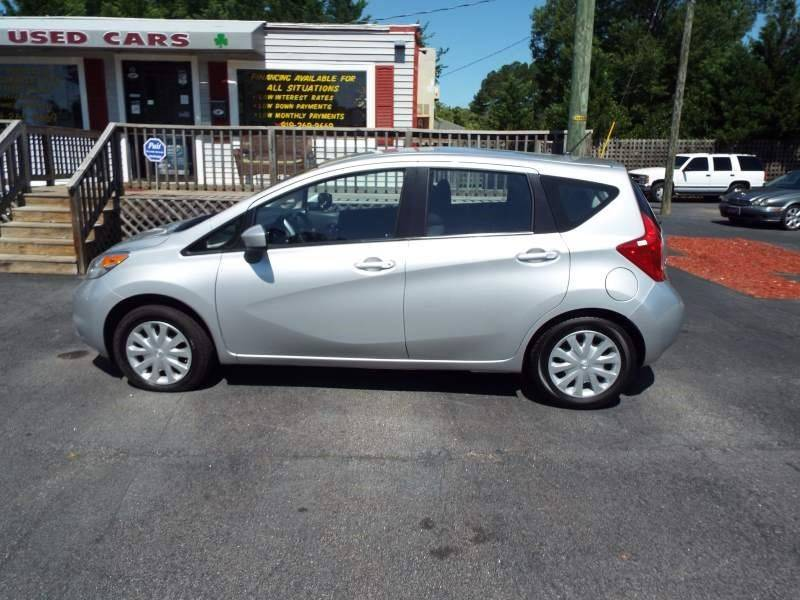 2015 Nissan Versa Note S 4dr Hatchback In Zebulon NC - Hardies Used Cars
