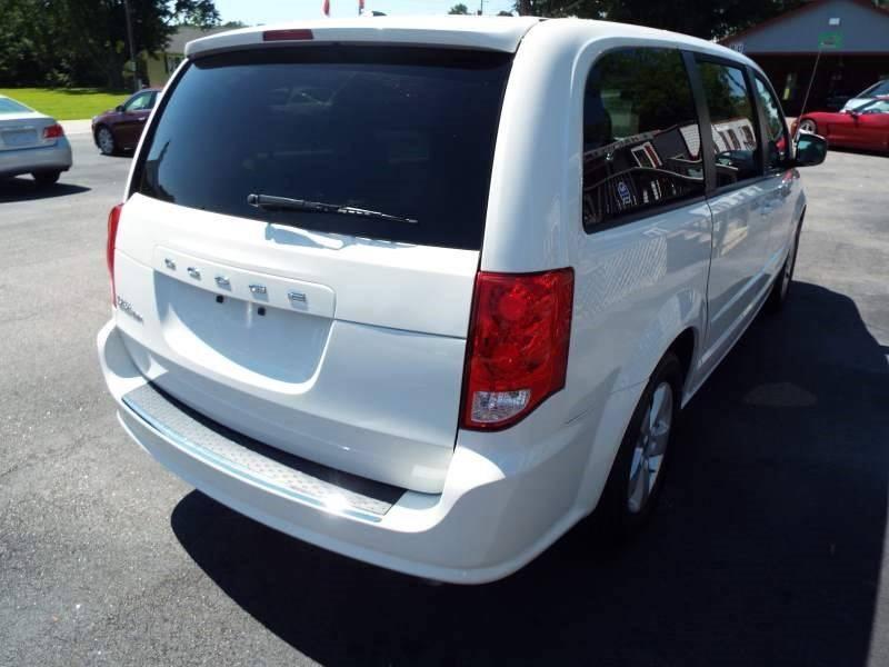 2013 Dodge Grand Caravan American Value Package 4dr Mini-Van - Zebulon NC