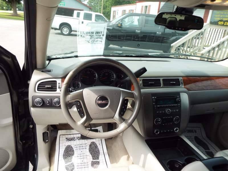 2007 GMC Yukon SLE 4dr SUV 4WD - Zebulon NC
