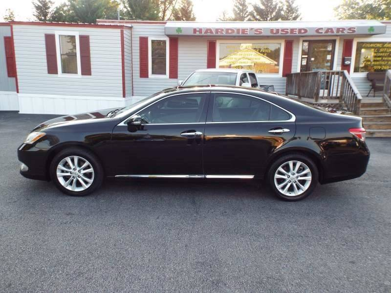 2011 lexus es 350 4dr sedan in zebulon nc hardies used cars. Black Bedroom Furniture Sets. Home Design Ideas