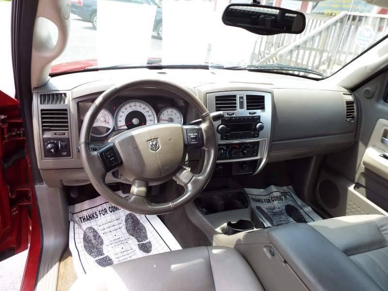 2006 Dodge Dakota Laramie 4dr Quad Cab 4WD SB - Zebulon NC