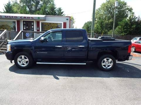 2011 Chevrolet Silverado 1500 for sale in Zebulon, NC