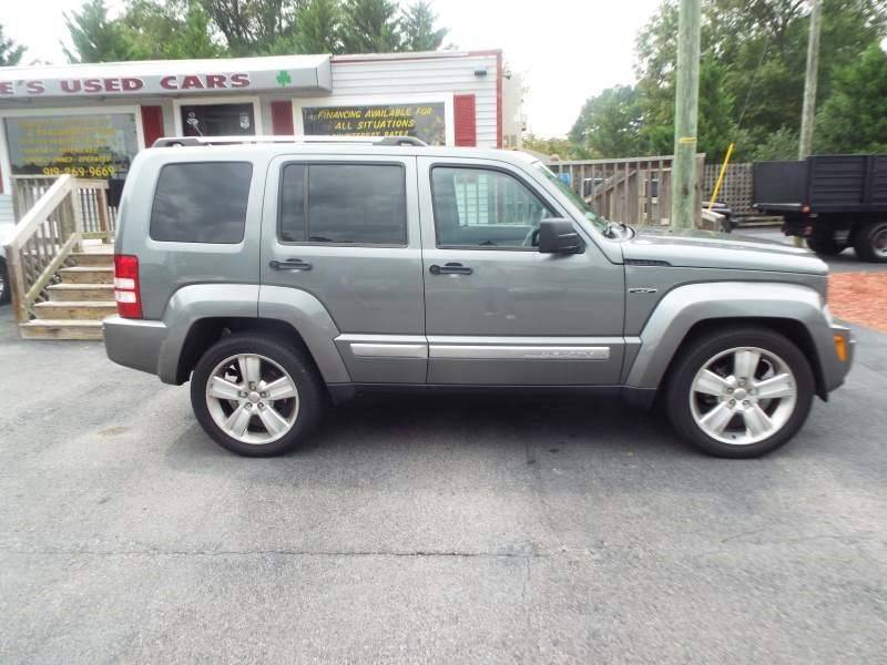 2012 jeep liberty 4x4 jet edition 4dr suv in zebulon nc hardies used cars. Black Bedroom Furniture Sets. Home Design Ideas