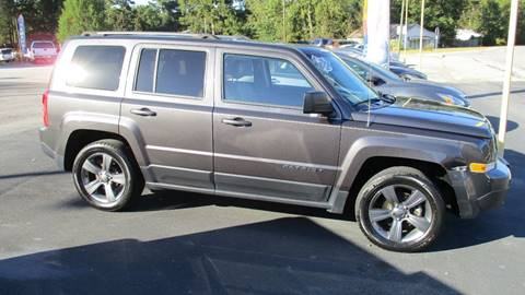 2014 Jeep Patriot for sale in Zebulon, NC