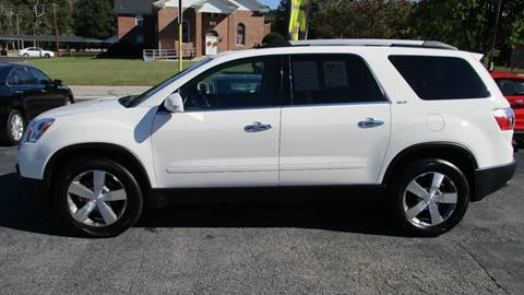 2012 GMC Acadia for sale in Zebulon, NC