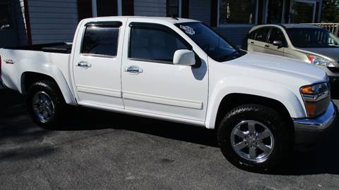 2010 GMC Canyon for sale in Zebulon, NC