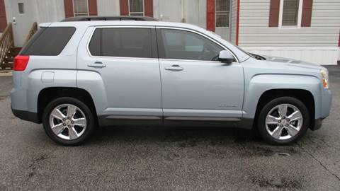 2014 GMC Terrain for sale in Zebulon, NC