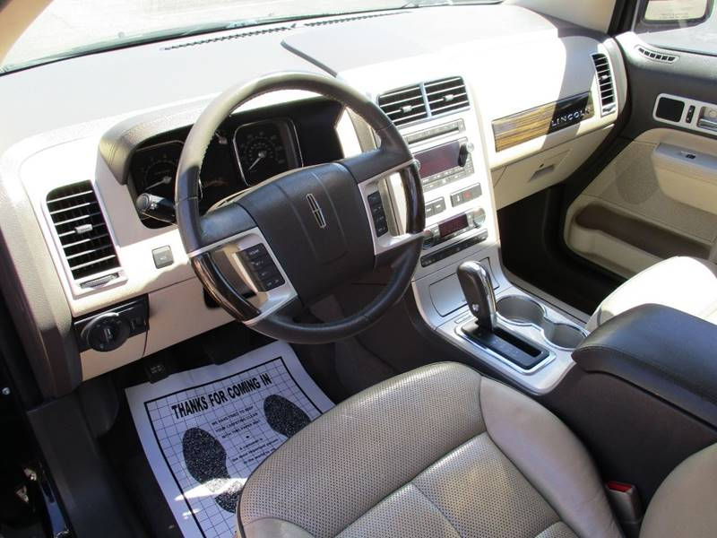 2008 lincoln mkx 4dr suv in zebulon nc hardies used cars. Black Bedroom Furniture Sets. Home Design Ideas