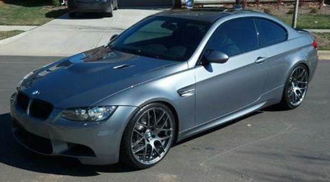 2008 BMW M3 for sale at Prestige Motorworks in Concord NC