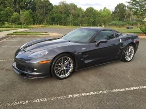 2012 Chevrolet Corvette for sale at Prestige Motorworks in Concord NC