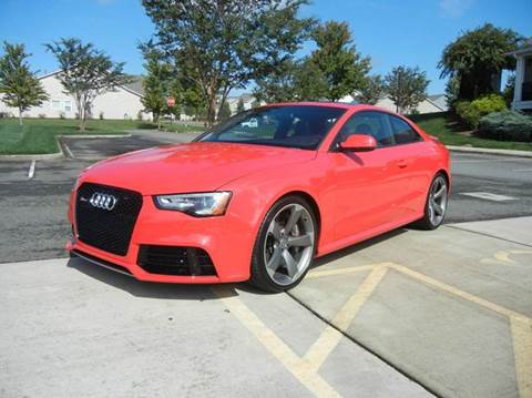 2013 Audi RS 5 for sale at Prestige Motorworks in Concord NC