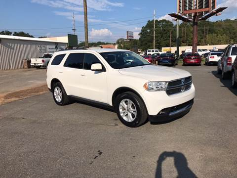 2011 Dodge Durango for sale at Prestige Motorworks in Concord NC
