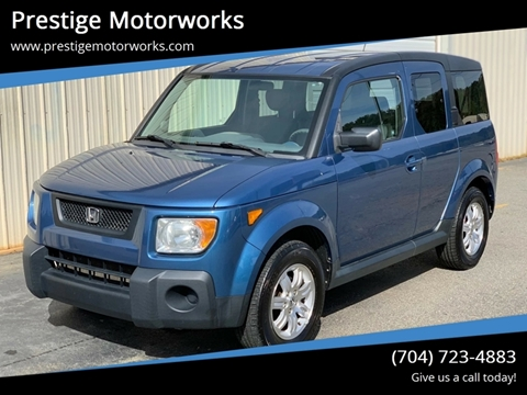 Beautiful 2006 Honda Element For Sale In Concord, NC