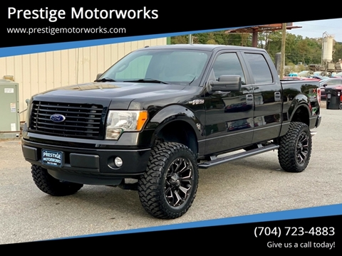 2014 Ford F-150 for sale at Prestige Motorworks in Concord NC