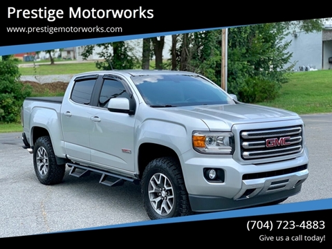 Used 2015 Gmc Canyon For Sale In Eau Claire Wi
