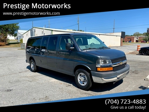 2014 Chevrolet Express Passenger for sale in Concord, NC