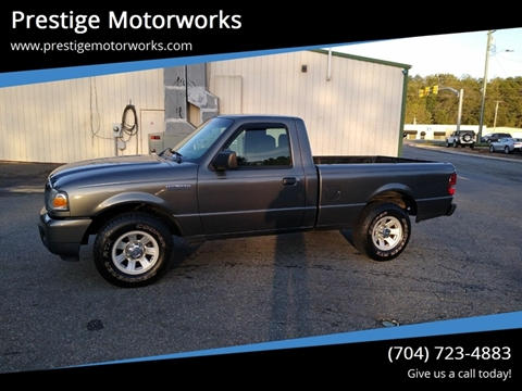 2008 Ford Ranger for sale in Concord, NC