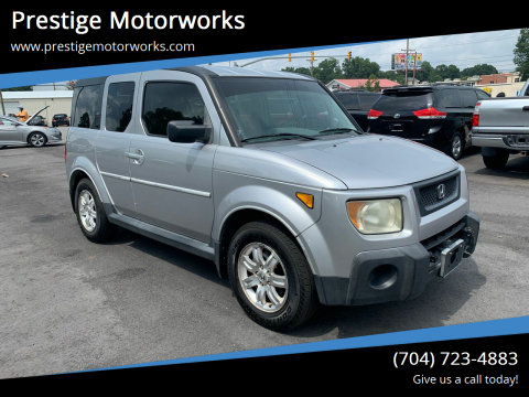 2006 Honda Element for sale at Prestige Motorworks in Concord NC