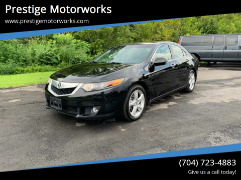 2010 Acura TSX for sale at Prestige Motorworks in Concord NC