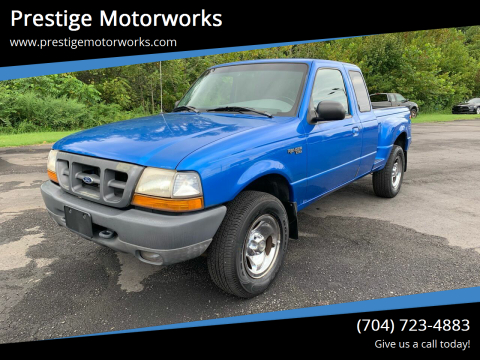 1998 Ford Ranger for sale at Prestige Motorworks in Concord NC