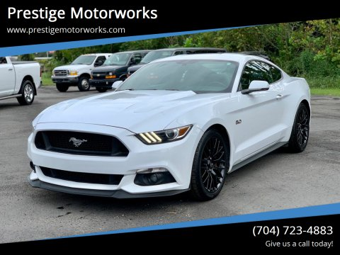 2017 Ford Mustang for sale at Prestige Motorworks in Concord NC