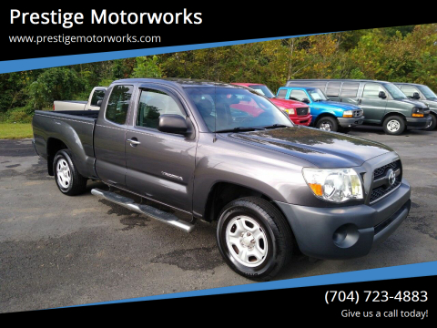 2011 Toyota Tacoma for sale at Prestige Motorworks in Concord NC