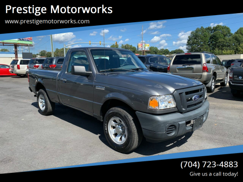 2009 Ford Ranger for sale at Prestige Motorworks in Concord NC