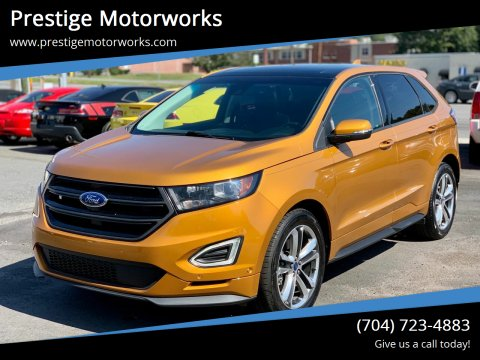 2015 Ford Edge for sale at Prestige Motorworks in Concord NC