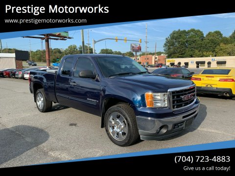 2009 GMC Sierra 1500 for sale at Prestige Motorworks in Concord NC
