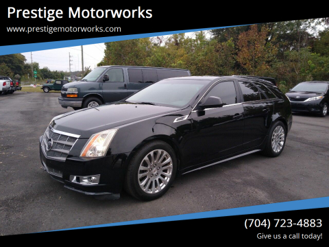 2010 Cadillac CTS for sale at Prestige Motorworks in Concord NC