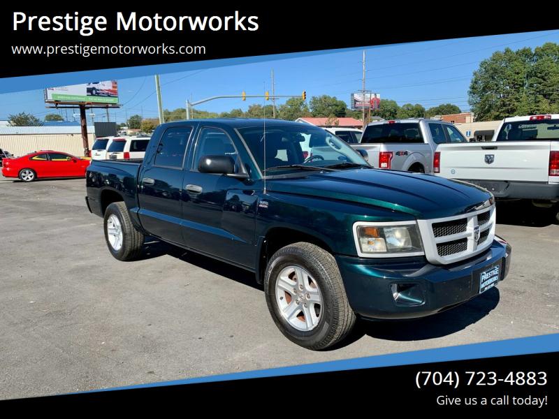 2011 RAM Dakota for sale at Prestige Motorworks in Concord NC