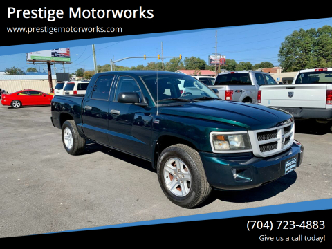 2011 RAM Dakota for sale at Prestige Motorworks in Concord NC
