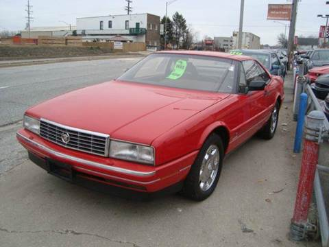1989 Cadillac Allante for sale in Blue Island, IL